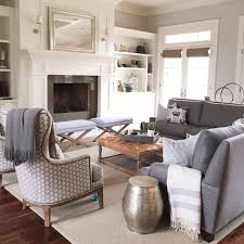fireplace furniture arrangement. sofa and ottoman are custom those darling chairs from in my opinion that is the perfect shade of leather fireplace furniture arrangement