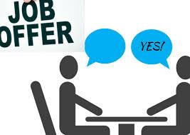accept a job offer how to accept a job offer afterschool centre for career development