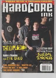 Hardcore ink magazine tattoo