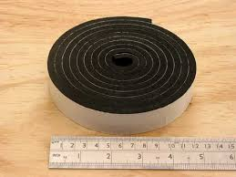 rubber gasket roll. bottom rubber gasket material for vacuum clamping work beds and jigs roll e
