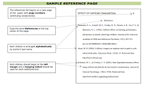 Cover Sheet In Apa Format Awesome Collection Of Format Of Apa Bibliography Page Sample Of Apa