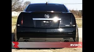 Cadillac Cts Lights Rtint 2008 2014 Cadillac Cts V Sedan Tail Light Tint Sedan