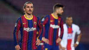 Rückkehr von Barça-Star Antoine Griezmann zu Atlético Madrid droht zu  scheitern - Eurosport