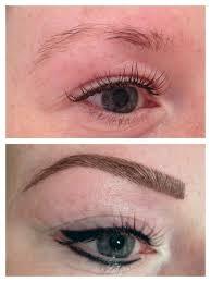 permanentmakeup eyebrows and eyeliner done by me joelee me uk x