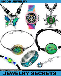 You Re In The Mood Ring Color Chart The Real Mood Ring Colors Jewelry Secrets