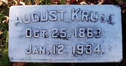 August Kruse (1863-1934) - Find A Grave Memorial