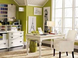 paint ideas for home office. fabulous vibrant green home office has paint ideas for o