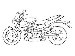 Nos Jeux De Coloriage Moto Imprimer Gratuit