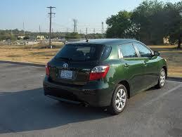 Review: 2011 Toyota Matrix S - Autosavant | Autosavant