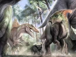 Resultado de imagen de El cambio de la atmósfera y la llegada del oxigeno acabó con los dinosaurios