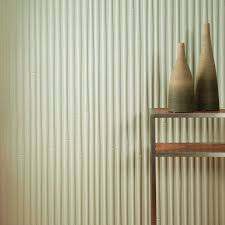 bamboo decorative wall panel in bisque