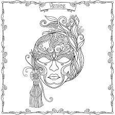 Beauty Masker Vectoren Illustraties En Clipart 123rf