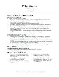 Sample Resumes Retail Sample Resume For Retail Job Sample Resume