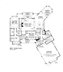 house plan the butler ridge by donald a gardner architects House Plans Courtyard House Plans Courtyard #48 house plans courtyard garage