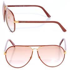 gucci 2887. gucci leather aviator sunglasses 2887/s brown gucci 2887