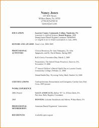 dental student resumes 7 dental student resume example grittrader