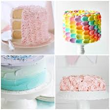 Simple Cake Decorating Designs Best 100 Simple Cake Decorating Ideas On Pinterest Simple Cakes Easy 87