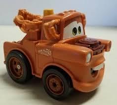 DISNEY PIXAR CARS Tow Mater Talking Tow Truck - $7.50 | PicClick