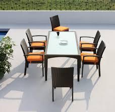 modern outdoor dining furniture. Patio, Modern Outdoor Dining Table Furniture Clearance: Exciting  Patio Sale Modern Outdoor Dining Furniture