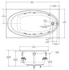 american standard bathtub standard evolution x oval comfort jet whirlpool tub in size bathtub prepare american american standard bathtub