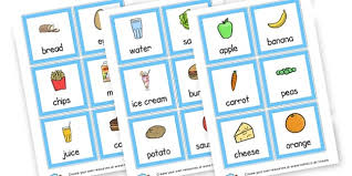 Food Flash Cards Food Flashcards Food Group Signs Primary Resources Group Signs