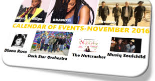 november calendar header calendar of events