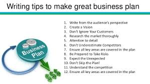 How To Write Business Plan Sample 78291638953 Draft A Business