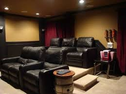 Basement Home Theater Design Ideas Property