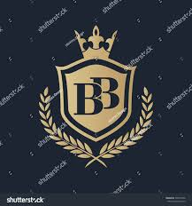 Bb Logo Stock Vector Royalty Free 599974736