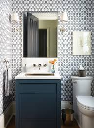 handsome powder room bathroom design gallery75