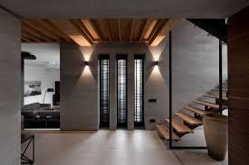 modern wood ceiling beams