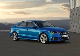 new car launches in germany2017 Audi A3 Facelift Configurator Launched in Germany S3 Not