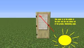 minecraft door. Birch Door Minecraft