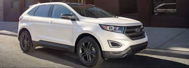 What Colors Does The New 2018 Ford Edge Come In