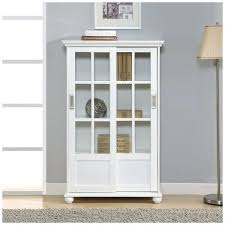 bookcase with glass doors and drawers incredible bookcases white bookshelf decorating ideas 13