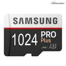 SAMSUNG Thẻ Nhớ Micro Tf Tốc Độ Cao Shimei 1tb 512gb giá cạnh tranh