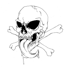Skull Bones Anatomy Coloring Pages Printable For Kids 2018 On And