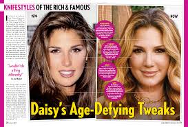 celebrity beauty secrets knifestyles of daisy fuentes skinney medspa new york nyc medspa wellness
