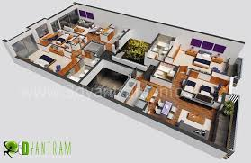 design office floor plan. 3d office floor plan design yantram studio u2013 architectural animation