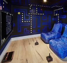 Bedroom Interesting Game Room Lighting Explore Computer Gaming Cool Gaming Room Designs