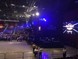 Hard Rock Live At Etess Arena Section 202