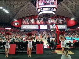 Stegeman Coliseum Gymnastics Seating Chart Stegeman Coliseum Athens 2019 All You Need To Know