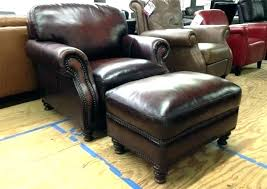 recliner chairs with ottoman reclining leather chair with footstool reclining leather chair ottoman recliner chair and