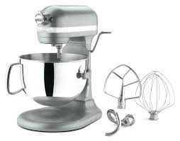 I Kitchenaid Professional 600 Refurbished 6 Qt Bowl Lift  Stand Mixer 6000 Hd Accessories
