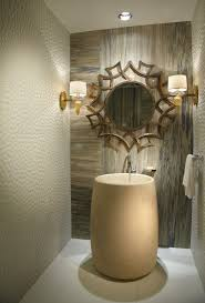 powder room lighting ideas. Powder Room Designs Contemporary With Single Handle Faucet Recessed Lighting Ideas