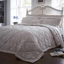 Dorma Aveline Natural Quilted Throw   Dunelm &  Adamdwight.com