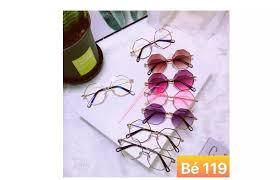 Kính mát, kính thời trang cao cấp chống tia UV dành cho bé trai-bé gái