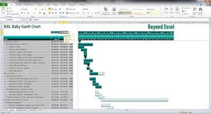 Gantt Chart Excel Conditional Formatting Want A Free Gantt Chart App Beyond Excel Vba And