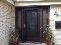 front door screensDouble Front Door Screen Door Idea  Considering Front Door Screen