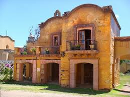 Ex-hacienda Gogorrn - Mxico. Find this Pin and more on Mexican style homes  ...